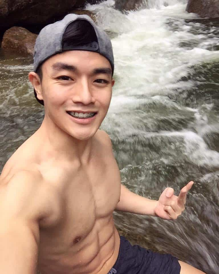 bác sĩ đẹp trai Chai Meaw Han 1 |TOPMOST.VN