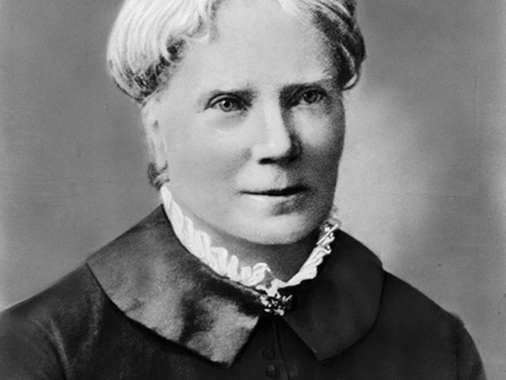 Nữ bác sĩ Elizabeth Blackwell  TOPMOST.VN