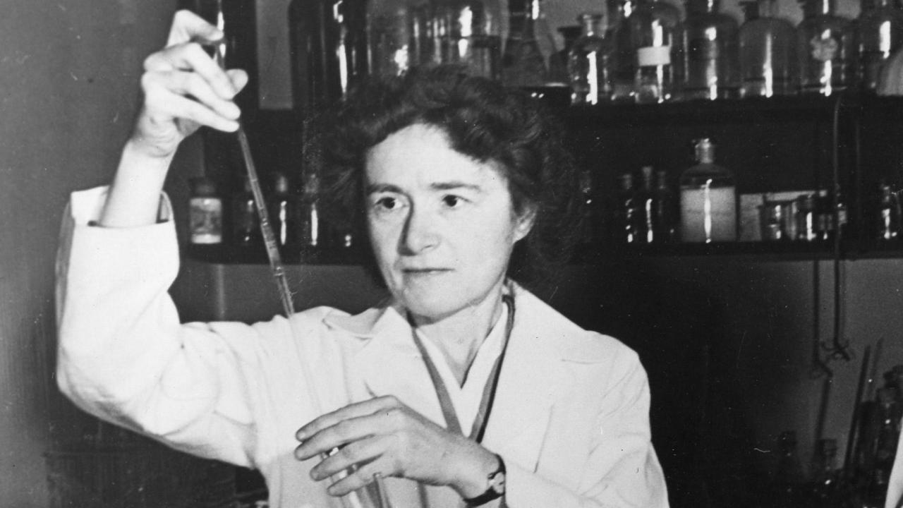 Meet Gerty Cori, the Nobel-winning biochemist who uncovered how the body stores and consumes sugars