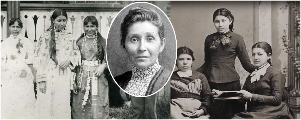 Nữ bác sĩ Susan La Flesche Picotte 1865 1915  TOPMOST.VN