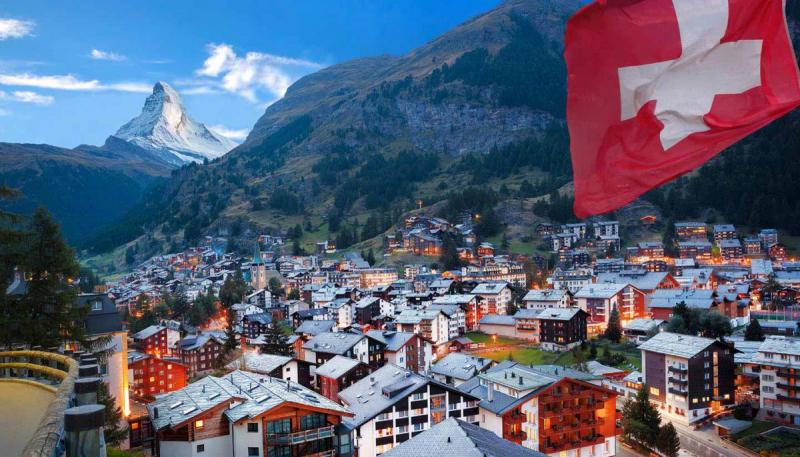 Thụy Sĩ cung cấp dịch vụ chăm sóc sức khỏe toàn cầu.