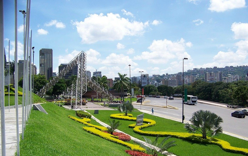 thành phố Caracas Venezuela  TOPMOST.VN