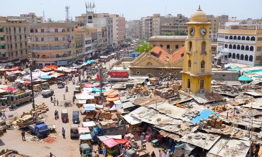 thành phố Karachi Pakistan  TOPMOST.VN