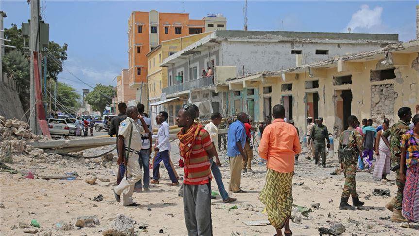 thành phố Mogadishu Somalia  TOPMOST.VN