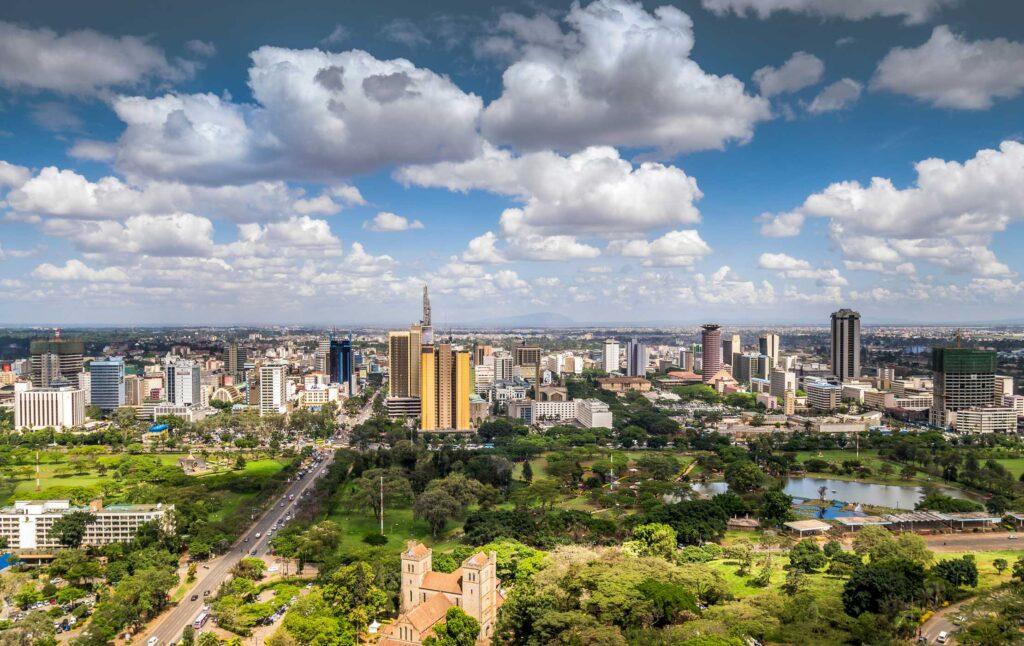 thành phố Nairobi  TOPMOST.VN