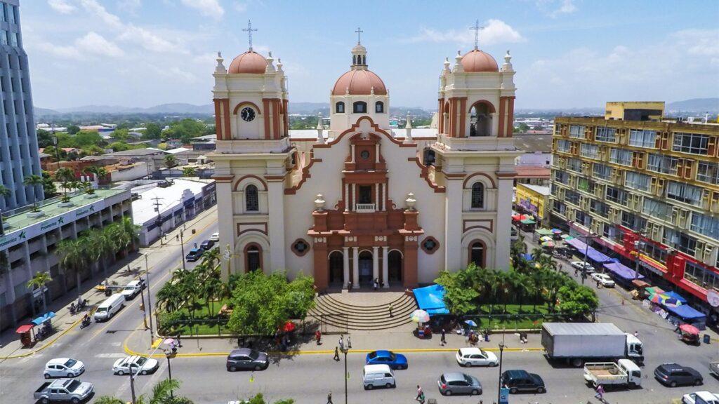 thành phố San Pedro Sula 1  TOPMOST.VN