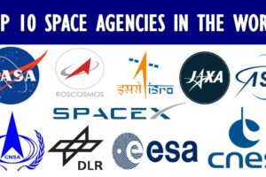 vũ trụ TOP 10 SPACE AGENCIES IN THE WORLD |TOPMOST.VN
