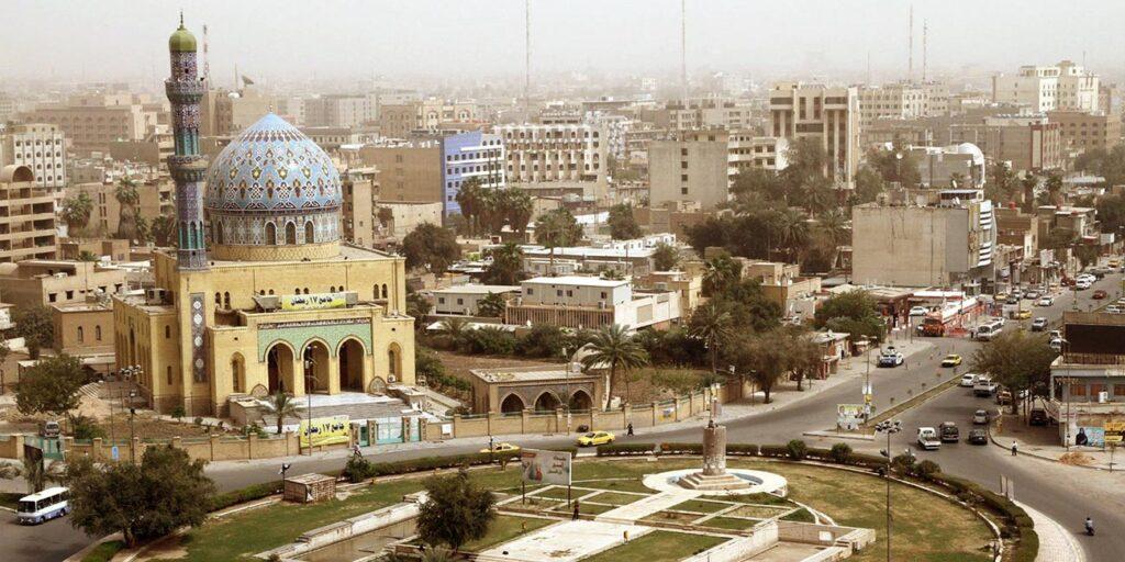 thành phố baghdad  TOPMOST.VN