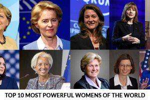 người phụ nữ quyền lực nhất thế giới