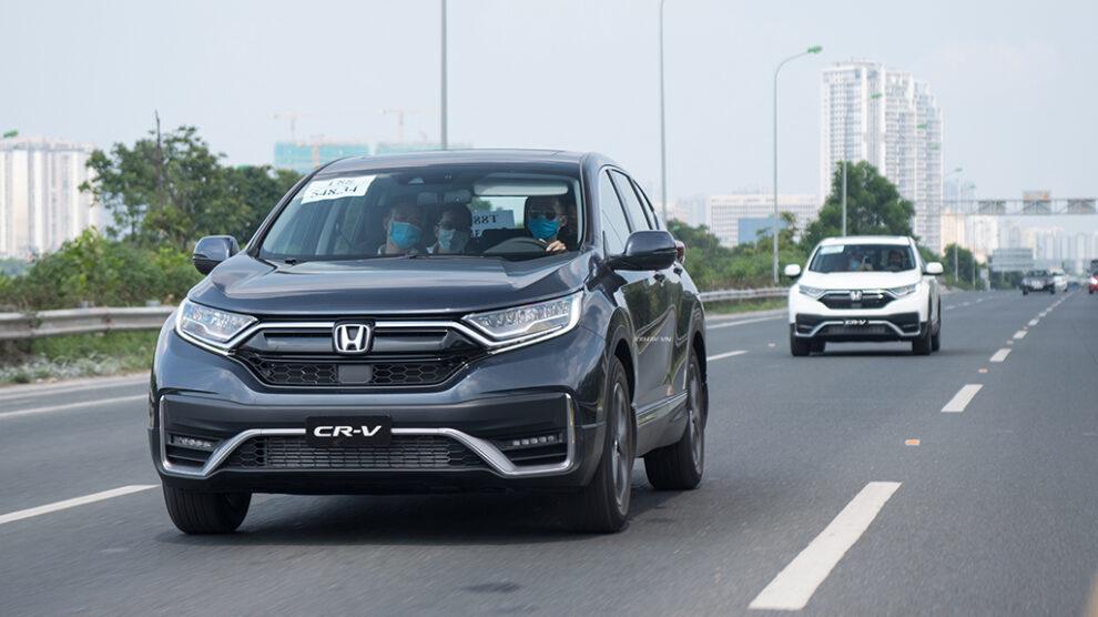 ô tô Xehay Honda CRV 2020 preview 310720 7 |TOPMOST.VN