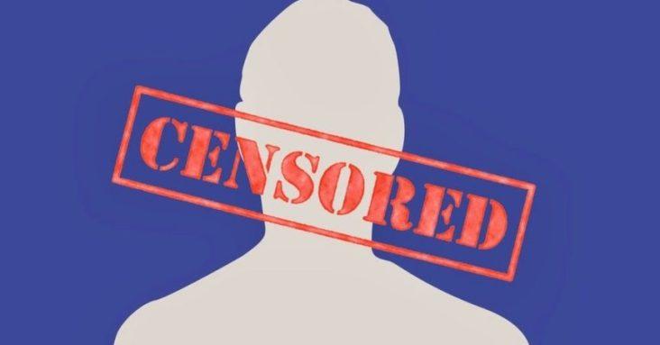 Facebook Facebook censors political information  TOPMOST.VN