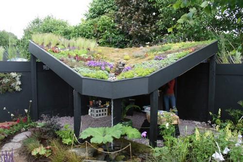 thiết kế nội thất Garden Rooftops |TOPMOST.VN