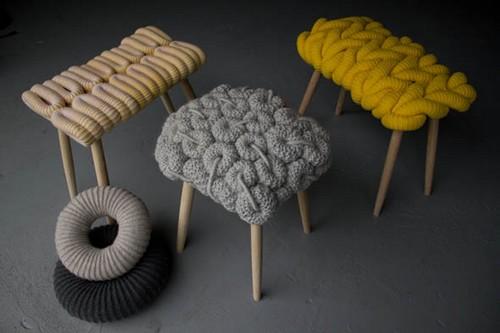 thiết kế nội thất Knitting Furniture |TOPMOST.VN
