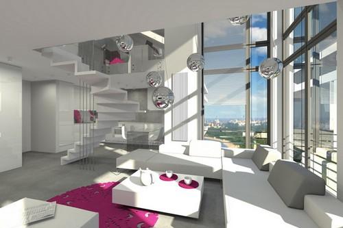 thiết kế nội thất Natural Light Room |TOPMOST.VN