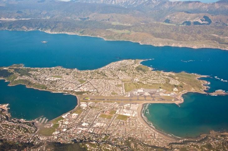 Sân bay Wellington International Airport in New Zealand  TOPMOST.VN