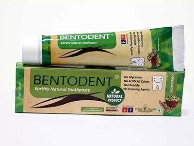 Kem Đánh Răng Tốt Nhất bentodent toothpaste |TOPMOST.VN
