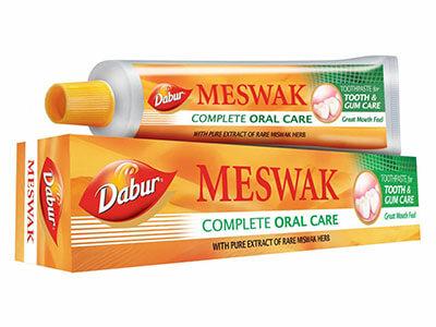 Kem Đánh Răng Tốt Nhất dabur meswak toothpaste |TOPMOST.VN