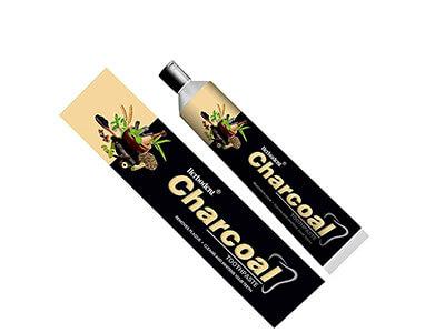Kem Đánh Răng Tốt Nhất dr jaikaran herbodent charcoal toothpaste |TOPMOST.VN