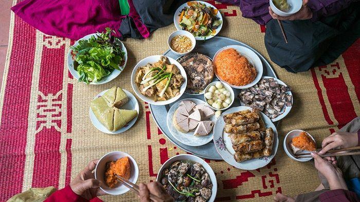 nghi thức luat an com 50 phep tac tren ban com viet con nha nao theo khong ta cdb049  TOPMOST.VN